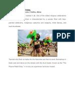Festivals of the Philippines