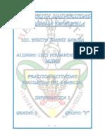 Indice de Masa Corporal informatica