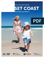 Sunset Coast Holiday Planner 2014