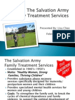 the salvation army- womens way