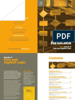 A Collection of Papers on Pure & Applied Logic