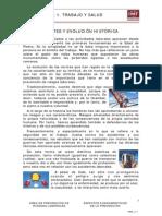 1. Aspectos Fundamentales de La Prevención - Tema 1