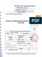 EXW-P006-0000-MQ-SHC-MS-00010-Vendor and Material Submittal for Ready Mix ConcreteRev.1 Revise and Resubmit