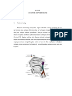 Anatomi Faring Esofagus