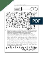 Ratib Al Hadad petuah