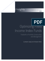 Optimizing Fixed Income Funds Blackrock