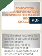 Peace Education Clare.aboc