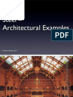 Steel Architectural Examples
