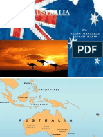 Australia as Developed or  Emerging Market