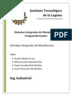 Sistemas Integrados de Manufactura Computadorizados
