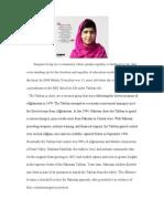 profile essay malala 1