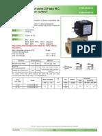 47364 Solenoid Valves Datasheet Series 21WA W WN (2)