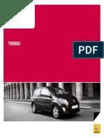 Twingo Brochure