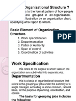 What is Organizational Structure.ppt