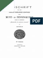 Munt- en geldwaarde te Nijmegen
