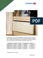 Norel A4 Lançamento Com PVP