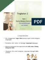 Sains tingkatan 2 (Bab 1)
