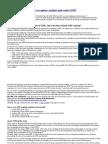 How to Capture-Analyze-crack GSM