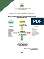 Conceptos básicos sobre Producción Más Limpia n el sector agropecuario