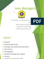Airway Management Fahmi Final