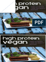 High Protein Vegan Hearty Whole Food Meals, Raw Desserts and More (2012) - Hilda Jorgensen