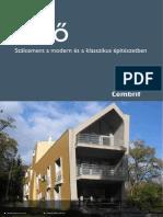 Cembrit tetőfedés katalógus