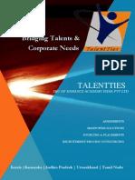 TalentTies - Your Talent Acquisition Partner