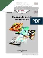 Manual de Coleta de Amostras 2010