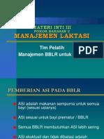 Manajemen Laktasi