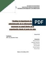 Sistema de Informacion (Exposicion 2)