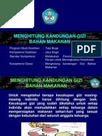 menghitung DKBM