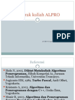 0. Kontrak kuliah ALPRO