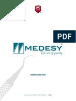 Catalogo Medesy 2011