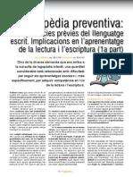 Article Logopedia Preventiva