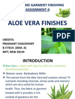 Aloe Vera Finishes- Prashant Chaudhary (Bft-4)