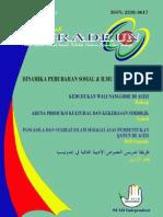 Fungsi Koordinasi Dinas Sosial Terhadap Kecamatan Dalam Penanggulangan Kemiskinan Di Aceh Barat-sri Dwi Friwarti