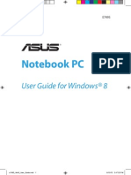 Asus Manual for Win 8 - r503crs31 Use