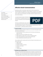 WhitePaper_EffectiveEmailCommunications