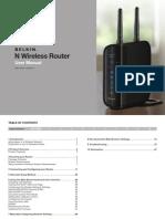 Belkin N300 Router MAN_F5D8236-4_8820-00097
