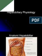 Hepatobillary Physiology Trans