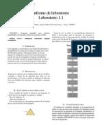 Laboratorio1 1 Andrés Peralta IEEE Laboratorio