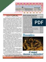 """Jornal """"Sê..."""", Edição de Dezembro 2014"""