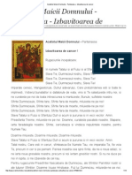 Acatistul Maicii Domnului - Pantanassa