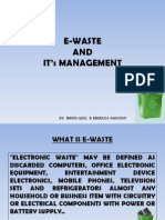 e-WASTE ppt