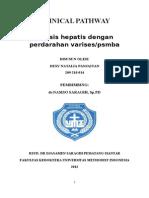 CP Sirosis Hepatis Dengan Perdarahan PSMBA - Desy