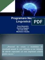 Presentare NLP