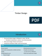 Chapter 7 - Timber Design