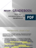 Veracross Grading MYP - Teacher Handout