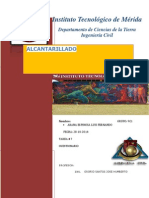 CUESTIONARIO ALCANTARILLADO
