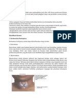 Defenisi,Etio, Klasifikasi Struma